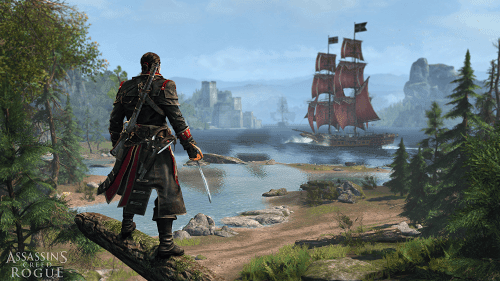 Assassin's Creed Rogue Full Version PC 1