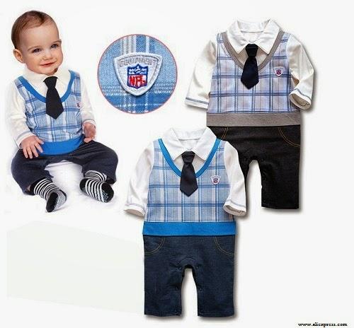 Des belles Vêtements bébé garçon