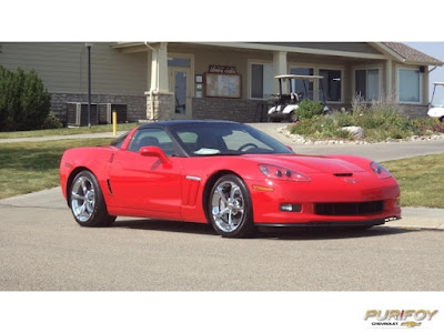 2011 Chevrolet Corvette at Purifoy Chevrolet