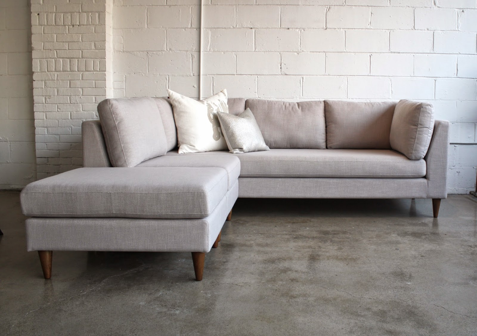 Pavilion for Light grey sectional sofa canada