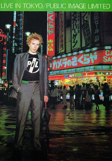 public image limited pil quotlive in tokyoquot 1983