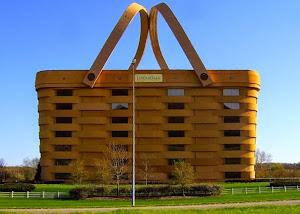 美國俄亥俄州籃子大廈
