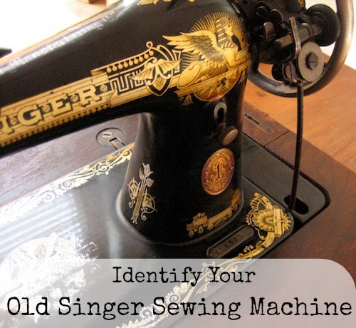 Our Handmade Home Vintage Singer Sewing Best 100 Year Old Singer Sewing Machine Value