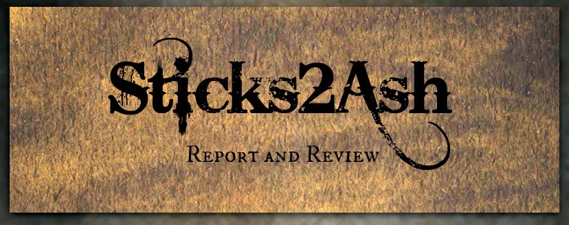 Sticks2Ash Report & Review