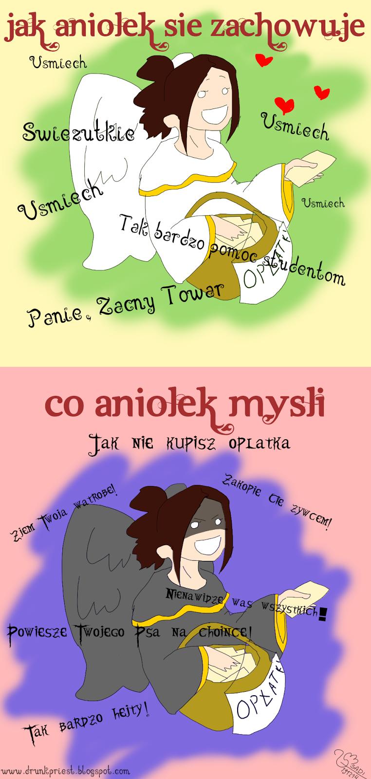 Świąteczny Aniołek Kraków 2014