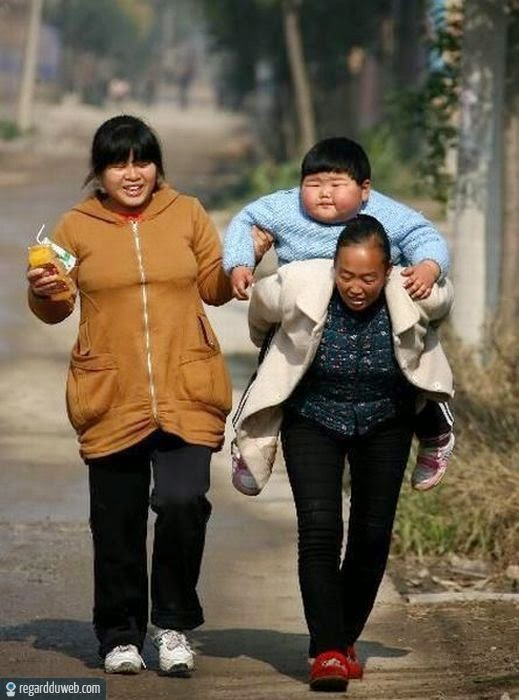 Images amusantes et insolites Population - Enfant v92