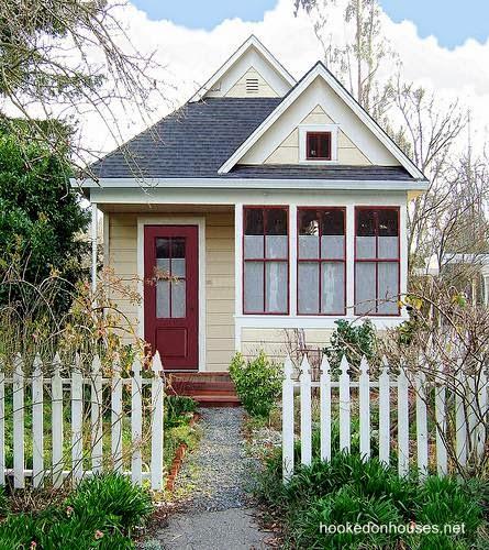 Arquitectura de casas 45 fachadas de casas peque as - Casas estilo americano ...