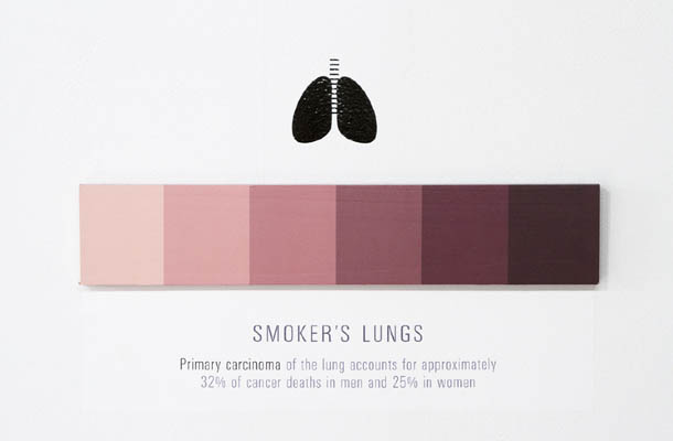 Shades of Change - Marin Dearie - Smoker's Lungs
