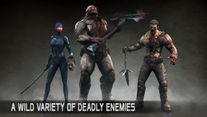 Dead Effect 2 v151031.1800 Mod Apk + Data For Android