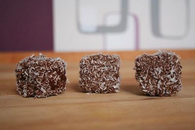 Kandiskuchen-Kokos-Würfel von Carola