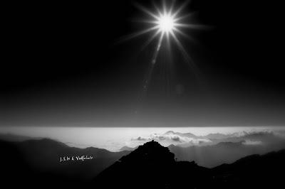 玉山主峰 Mt. Jude, Taiwan ( 攝影/林金亮 Jin-Liang, Lin)
