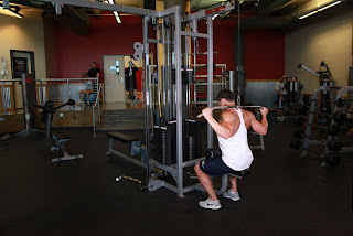 Lat Pull Down Behind The Neck