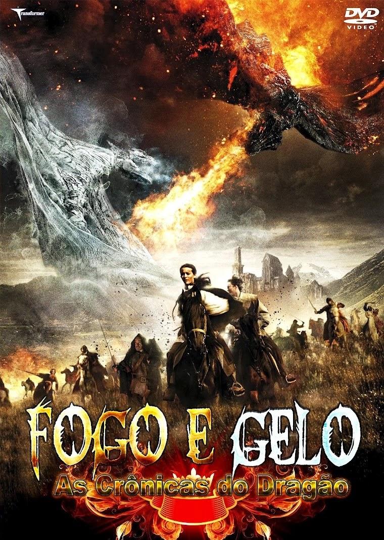 Fogo e Gelo: As Crônicas do Dragão – Dublado (2008)
