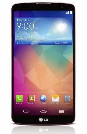 Harga LG G Pro 2 dan Spesifikasi Lengkap