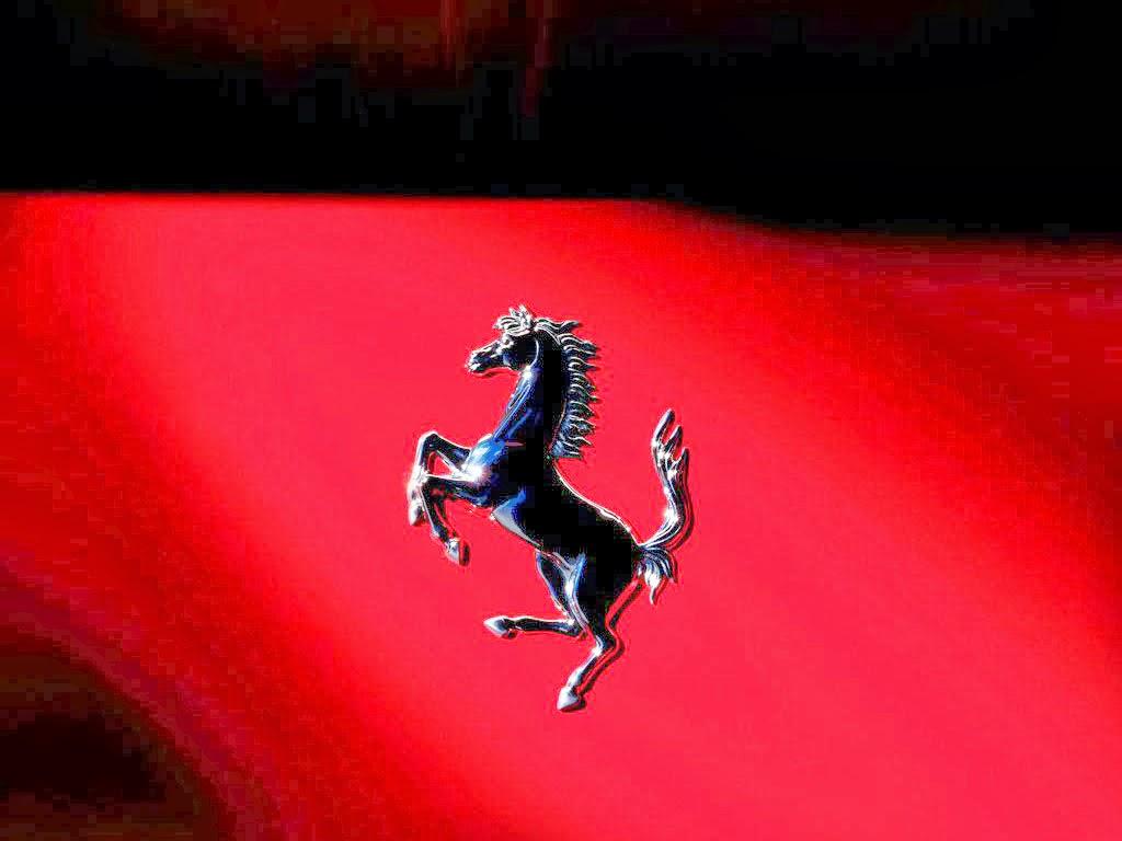 Cars Upg Ferrari Logo