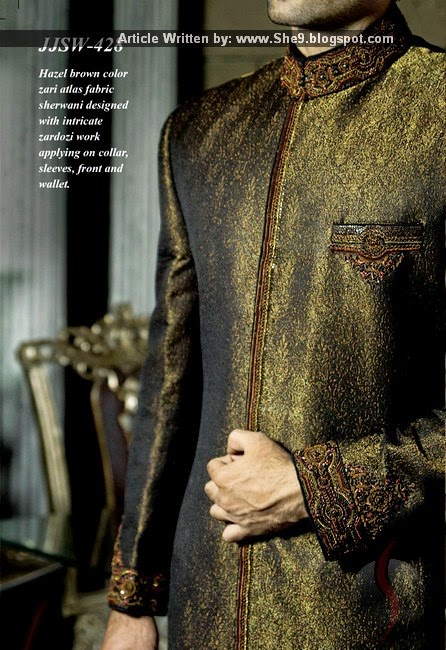 Junaid Jamshed Couture Collection For Men