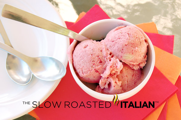 The slow roasted italian printable recipes simple strawberry simple strawberry banana ice cream in 5 minutes ccuart Choice Image
