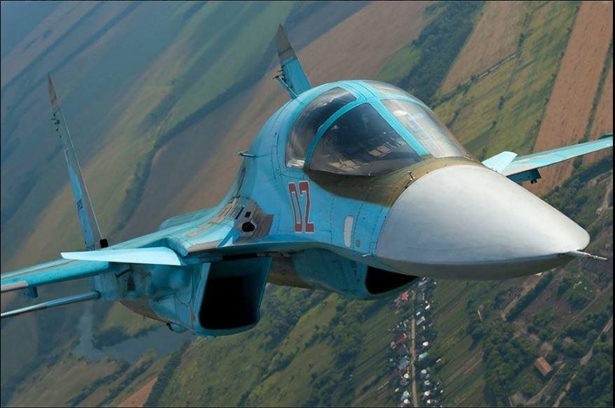 Sukhoi su-34 Fullback Airbase3