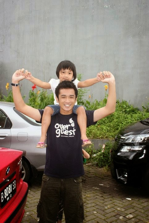 Biodata dan Foto Gerald Yohanes Putra Pemeran Sinetron Aku Anak Indonesia RCTI