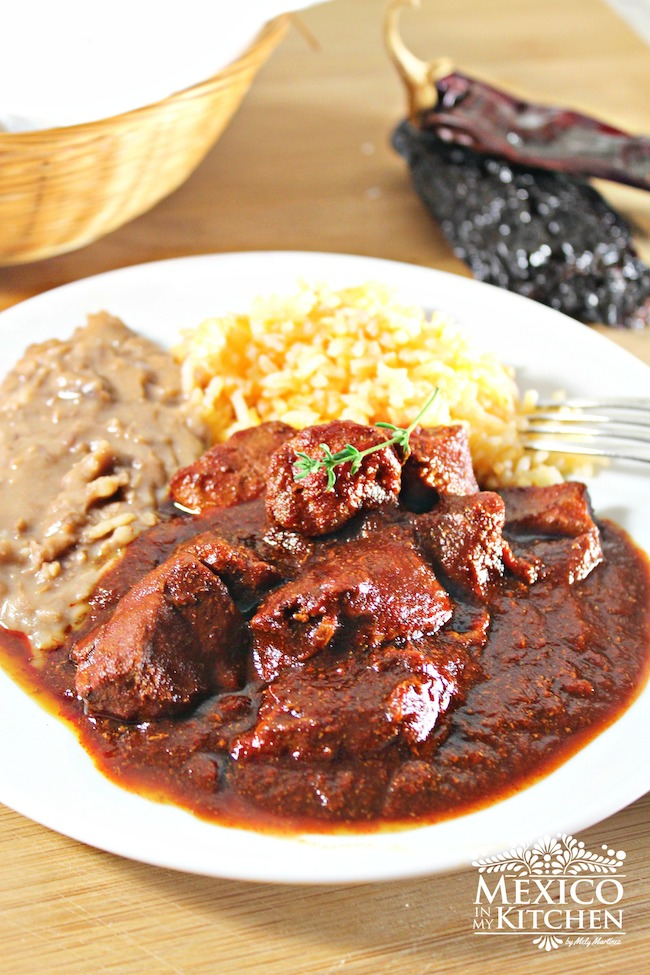 Pork asado recipe mexican