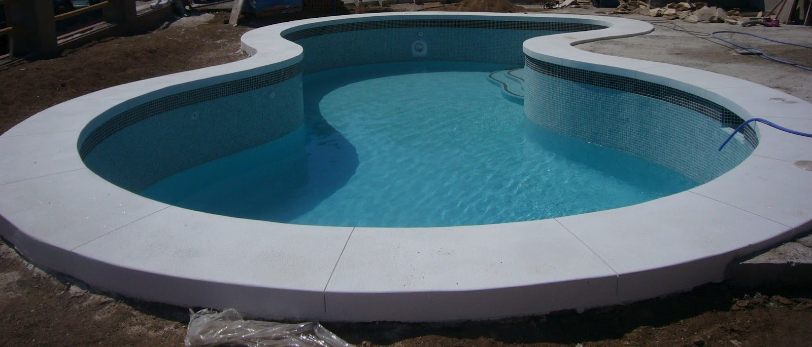 Arquisurlauro vivienda proyecto de piscina privada for Proyecto piscina privada