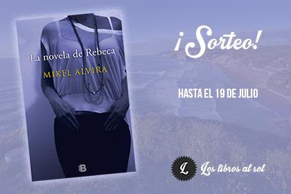 sorteo La novela de Rebeca