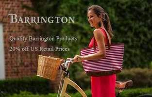 Barrington Handicrafts Leather Quality Gifts