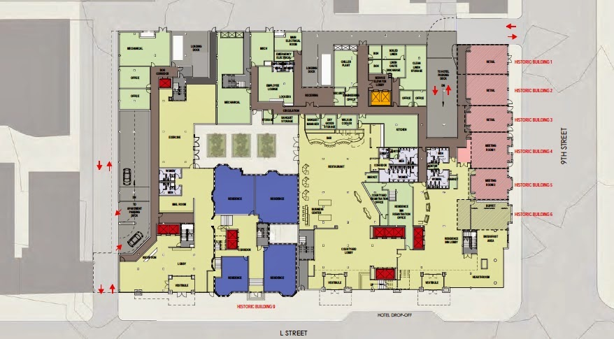 Marriott phase 2 presented to anc2f cdc for 1776 i street nw 9th floor washington dc 20006