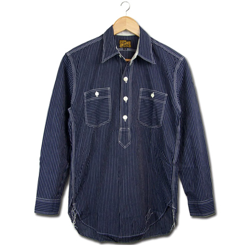 Workwear by John Lofgren Pullover Work Shirt ~ Rivet Head