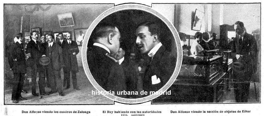 Historia urbana de madrid madrid 10 de julio de 1914 - Balneario san sebastian de los reyes ...