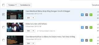 Tips Dan trik Bagaimana Cara Mendapatkan Uang dari video Youtube