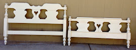 Headboard &amp; Footboard (SOLD)