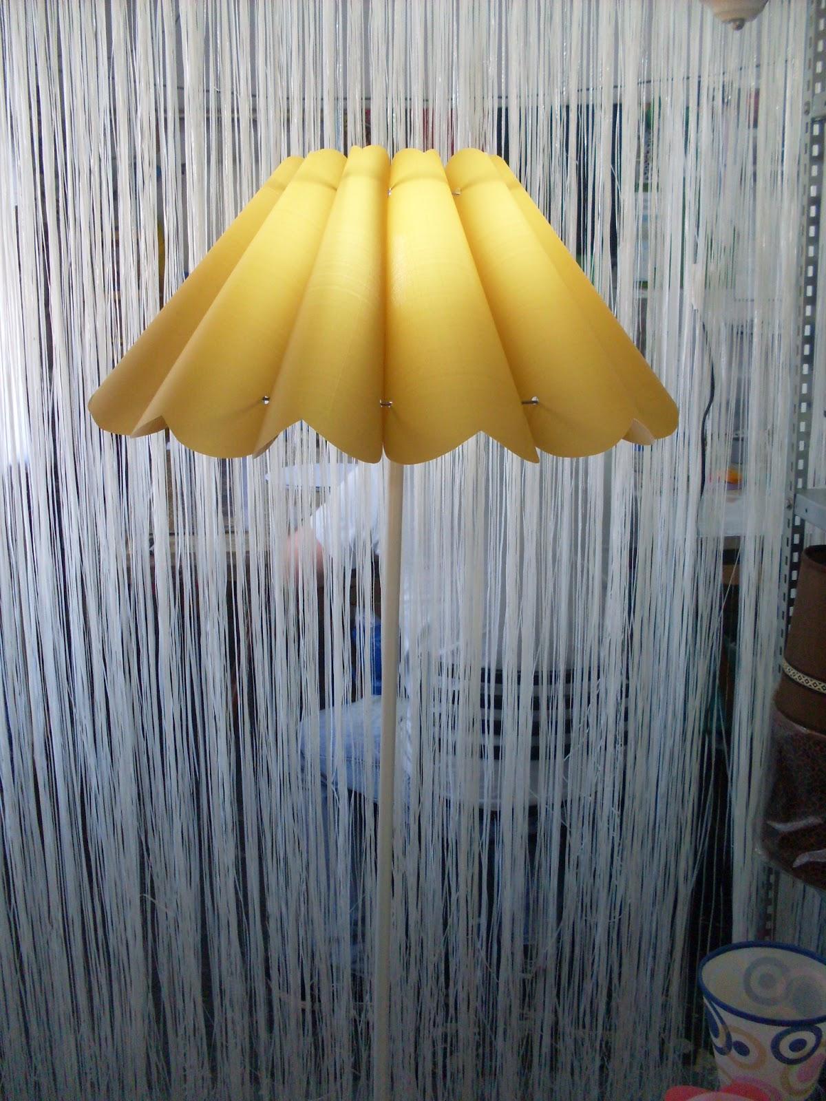 Trasluz lamparas decorativas lampara de pie plisse c811 - Lamparas decorativas de pie ...