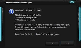 how to install theme  windows  7