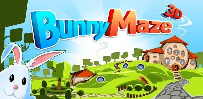 Bunny Maze 3D HD Free Apk Android OS Download Free - Mediafire