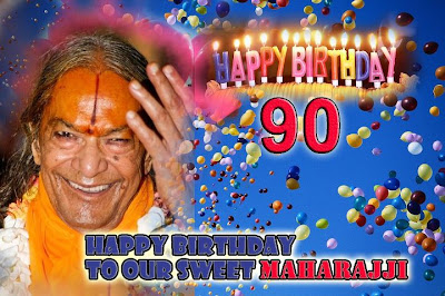 90th Birthday 2011 to Jagadguru Kripaluji Maharaj