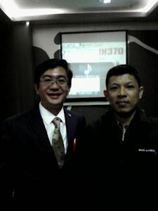 FOTO BERSAMA BAPAK EDDY TANIARA MANAGING DIRECTUR PT.CAKAP