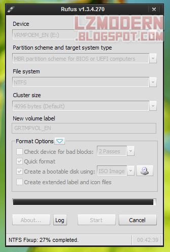 Tutorial Lengkap Cara Mudah Install Windows Menggunakan Flashdisk Beserta Gambar
