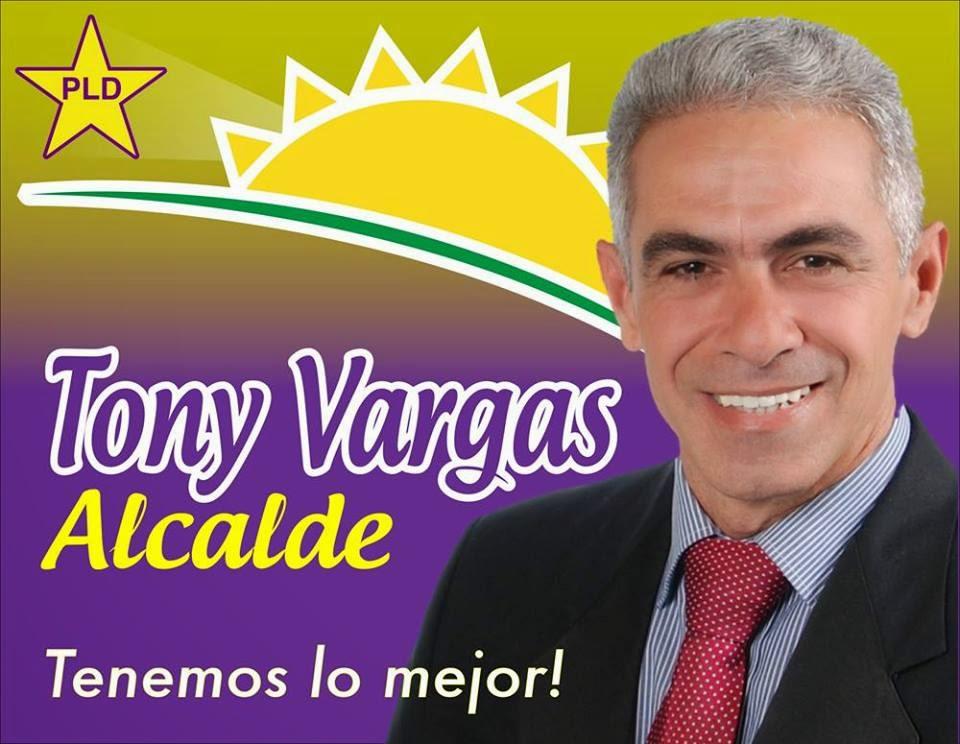 TONY VARGAS PROXIMO SINDICO DE SABANA IGLESIA