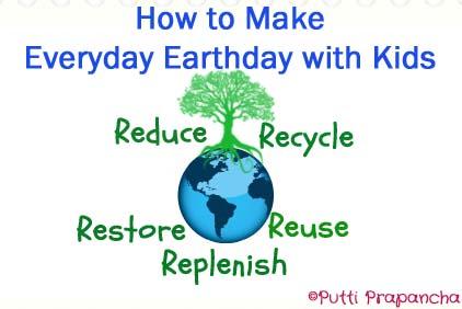 environment essays for kids