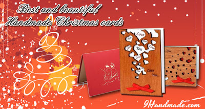 Best And Beautiful Handmade Christmas Cards