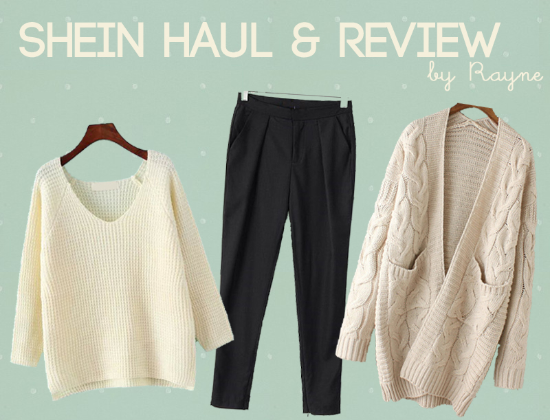 SheIn Haul and Review