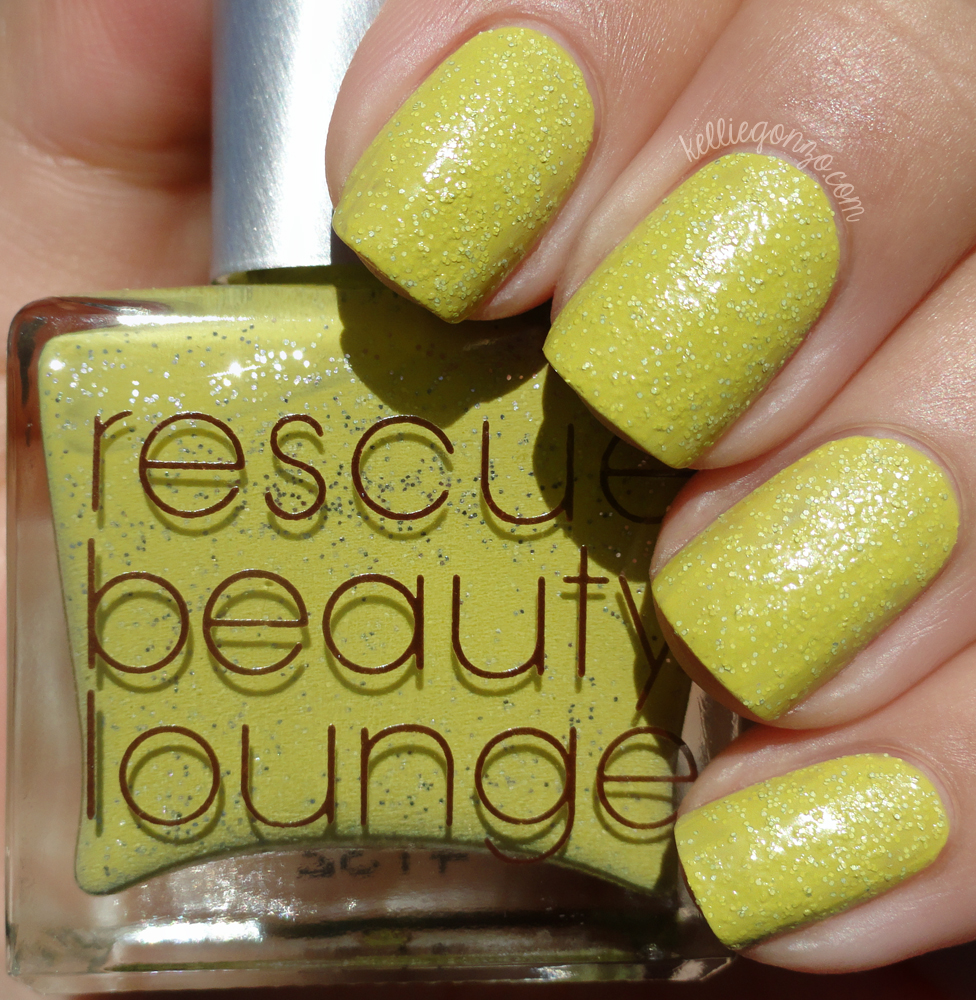 Rescue Beauty Lounge - Cue the Montage without top coat