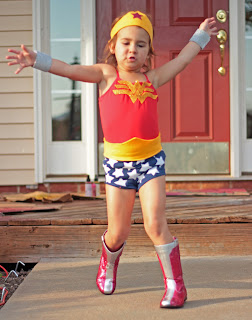sew a wonder woman costume