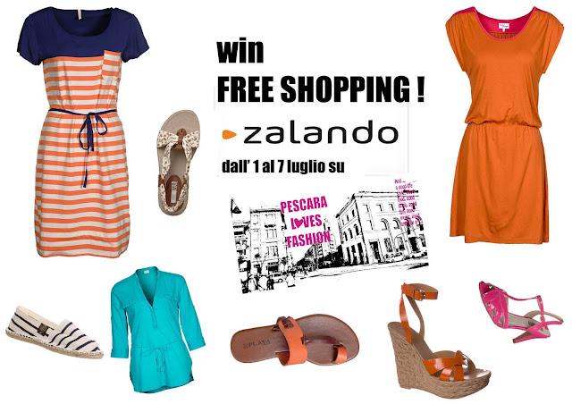 Win free shopping on zalando pescara loves fashion for Zalando arredamento