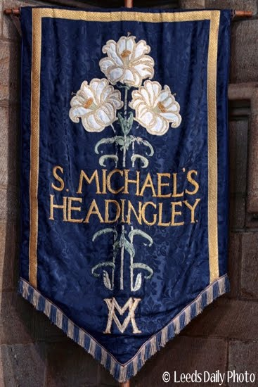 Mothers Union Banner Headingley