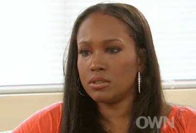 Maia Campbell Talks To Iyanla Vanzant