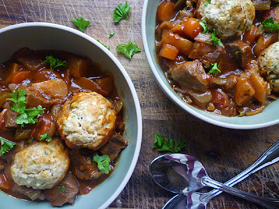 Country Beef Casserole