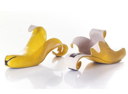Ini Dia Sepatu Paling Unik di Dunia