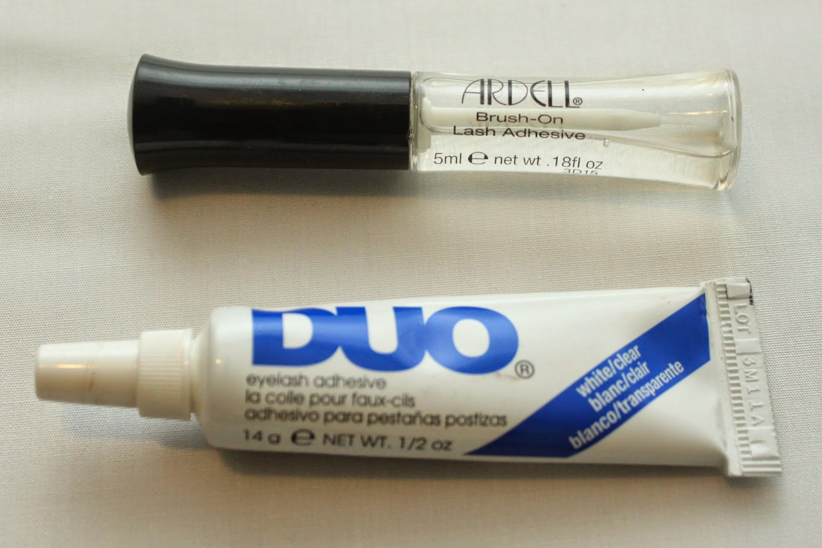 Ardell and Duo Lash Glue